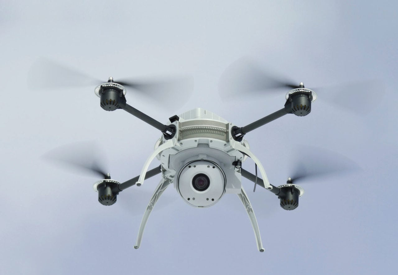 drones more efficient than humans in mapping